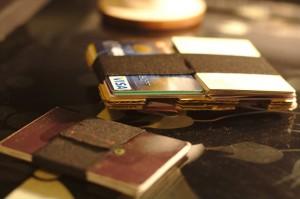 Prototype de portefeuille minimaliste
